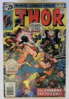 Thor #249 Marvel 1976 VF- Bronze Age Comic Book Jack Kirby 1st Print