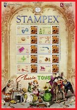 2017 Classic Toys Stampex ( Autumn ) Smiler Sheet