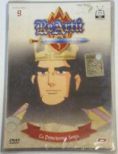 Re Artu' - King Arthur   DVD vol 9 - NUOVO - RARO