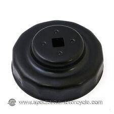 Chiave per smontaggio filtro olio 76mm per Harley Davidson