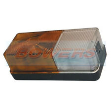 HELLA FRONT SIDE / INDICATOR TRACTOR COMBINATION LIGHT LAMP 4600 NEW HOLLAND
