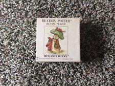 Vintage Unopened 1976 Beatrix Potter Benjamin Bunny Jigsaw Puzzle