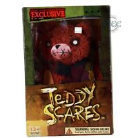 "TEDDY SCARES EDWIN MOROSE 12"" PLUSH BEAR LIMITED COLL. EDITION #118 of 2900 NEW"