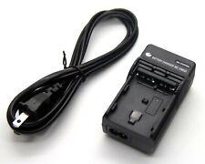 Battery Charger for Sony DSLR-A77 DSLR-A850 DSLR-A900 Alpha DSLR SLT-A57 SLT-A58