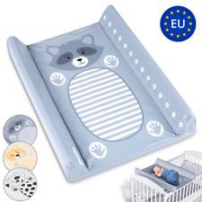 Wickelauflage Wickelunterlage Abwaschbar 50x70 Baby Auflage Wickeltischauflage