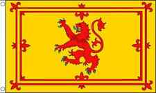 Lion Rampant 8X5 Giant Scotland Scottish National Flag