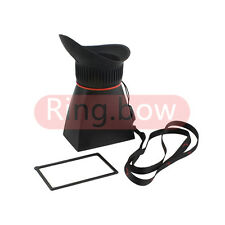 Pixco VF-169 16:9 3 inch LCD View Finder For Sony NEX Panasonic Olympus Camera.