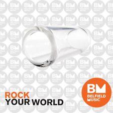 Ernie Ball 4228 Slide Guitar Slider Glass Medium Pyrex 58mm Long 4mm Thick