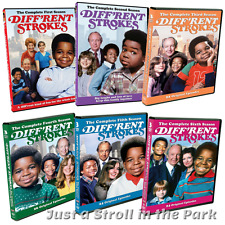 Diff'rent Different Strokes: Series Complete Seasons 1 2 3 4 5 6 Box/DVD Set(s)