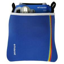 Polaroid Blue Neoprene Pouch for Polaroid PIC300 Instant Camera