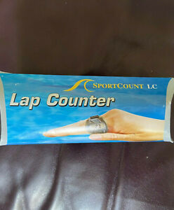 SPORTCOUNT Lap Counter Swim and Track Running