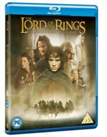 The Lord Of The Rings - Fellowship Ring Blu-Ray + DVD Nuovo (100044