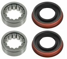 Rear Wheel Bearing & Seal 2002-2006 CHEVROLET AVALANCHE 1500 (For New Axle) PAIR