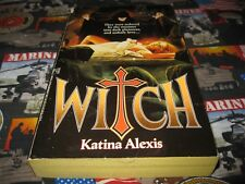 Witch by Katina Alexis (1990, Paperback)