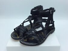 Sam Edelman Womens Ganesa Gladiator Sandal Black 5.5 M