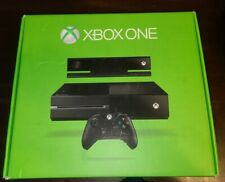 Xbox one  500gb read description. USED