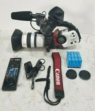 Canon Xl1S Camcorder As-Is with Accessories & Nib Dv Tape *Listing Updated*