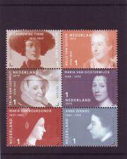 Nederland NVPH 3048-53 1001 Vrouwen 2013 Postfris