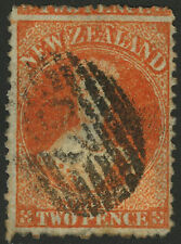 New Zealand   1871   Scott #  40    USED