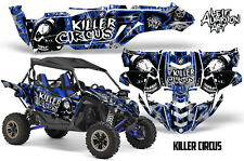 UTV Decal Graphic Kit Side By Side Wrap For Yamaha YXZ 1000R 2015-2018 CIRCUS U