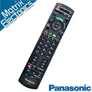New N2QAYB000352 Replaced Remote sub N2QAYB000496 for Panasonic TV