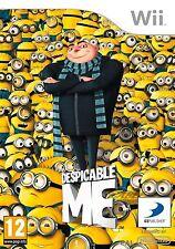 Despicable Me (Nintendo Wii, 2010) - European Version