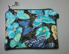 Butterfly Handmade Change Coin Purse Gift Card Holder