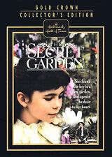 THE SECRET GARDEN (DVD, 1987) - HALLMARK HALL OF FAME - NEW DVD