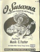 "S. Forster :  "" O Susanna """