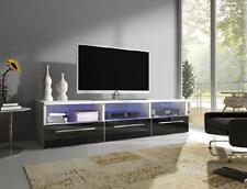 TV LED TV Cabinet Rtv Sideboard Television Wall High Gloss Lowboard Base Cabinet