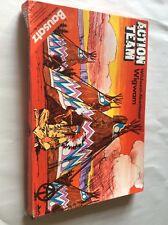 "GI Joe Action Team ""WILD WEST WIGWAM"" 1970 HASBRO NEW IN BOX"