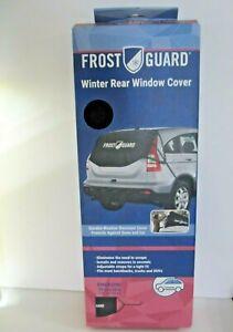 "Frost Guard Winter Rear Window Cover 26"" X 59"" Snow Ice Guard Trucks SUV New"