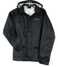 Marmot Men's PreCip Eco Rain Jacket 41500 Black Size XL