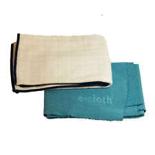 E-CLOTH ECLOTH GENERAL PURPOSE CLOTH WITH FREE DISH RAG CHEMICAL FREE CLEANING