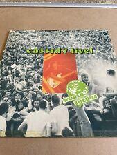 David Cassidy Live! World Tour '74 (1974) Vinyl Record