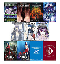 Ghost in the Shell: Complete Anime Series TV + OVA + Movies + SAC Box/DVD Set(s)