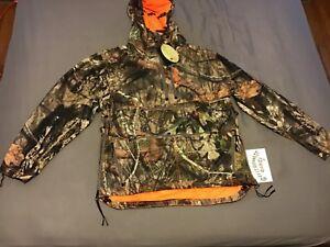 (SZ L) Nomad Hunting Jacket (Integrator Jacket) (Woodsy Camo) (Design 2)