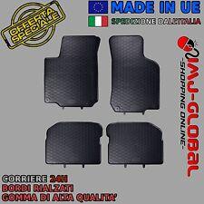 Tappetini in Gomma Tappetini 1.5 cm bordo si adatta per Toyota Starlet 1996-1999 4-Set di parti