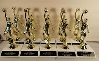 Youth Basketball Trophies M or F Lot of 10 FREE Engraving,Shipping & Coach Award