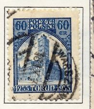 Poland 1929-38 Early Issue Fine Used 60g. 190918