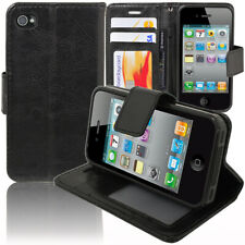 Funda Protectora Para Apple IPHONE 4/4S /4G Móvil Cartera Plástico Carcasa TPU