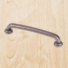 Cabinet Hardware Pulls pc27 Antique Copper Machined Handle 160mm