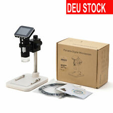 "SWIFT 500X 8 LEDs Inspektion Digital Elektronisch Mikroskop mit 2,5"" LCD Anzeige"