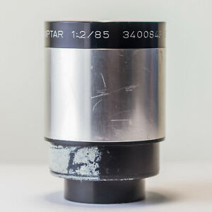 ISCO Super Kiptar 2/85   85mm F2 Projection Lens Objektiv O