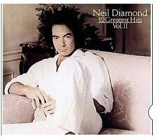 12 Greatest Hits, Vol. 2 by Neil Diamond (CD, Mar-2009, Legacy) Best of