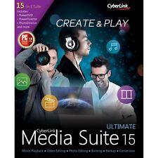 CyberLink Media Suite 15 Ultimate - Digital Download