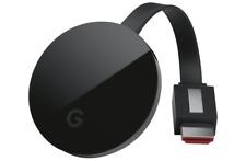 Google Chromecast Ultra Media Streamer - Black