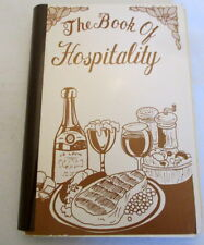 St Joseph's Church Cookbook  Women's Guild The Book of Hospitality 300 pages