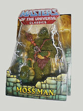 MASTERS OF THE UNIVERSE Classics__MOSS MAN 6 inch figure_with UNFLOCKED EARS_MIP