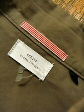 Apolis jacket, made in USA